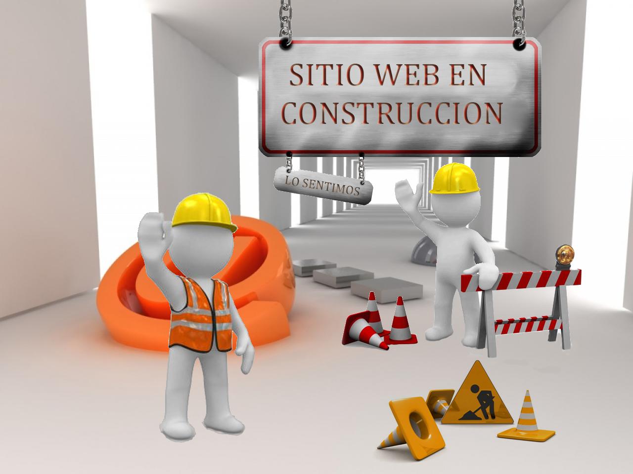 WEBSITE CONSTRUCTIONS
