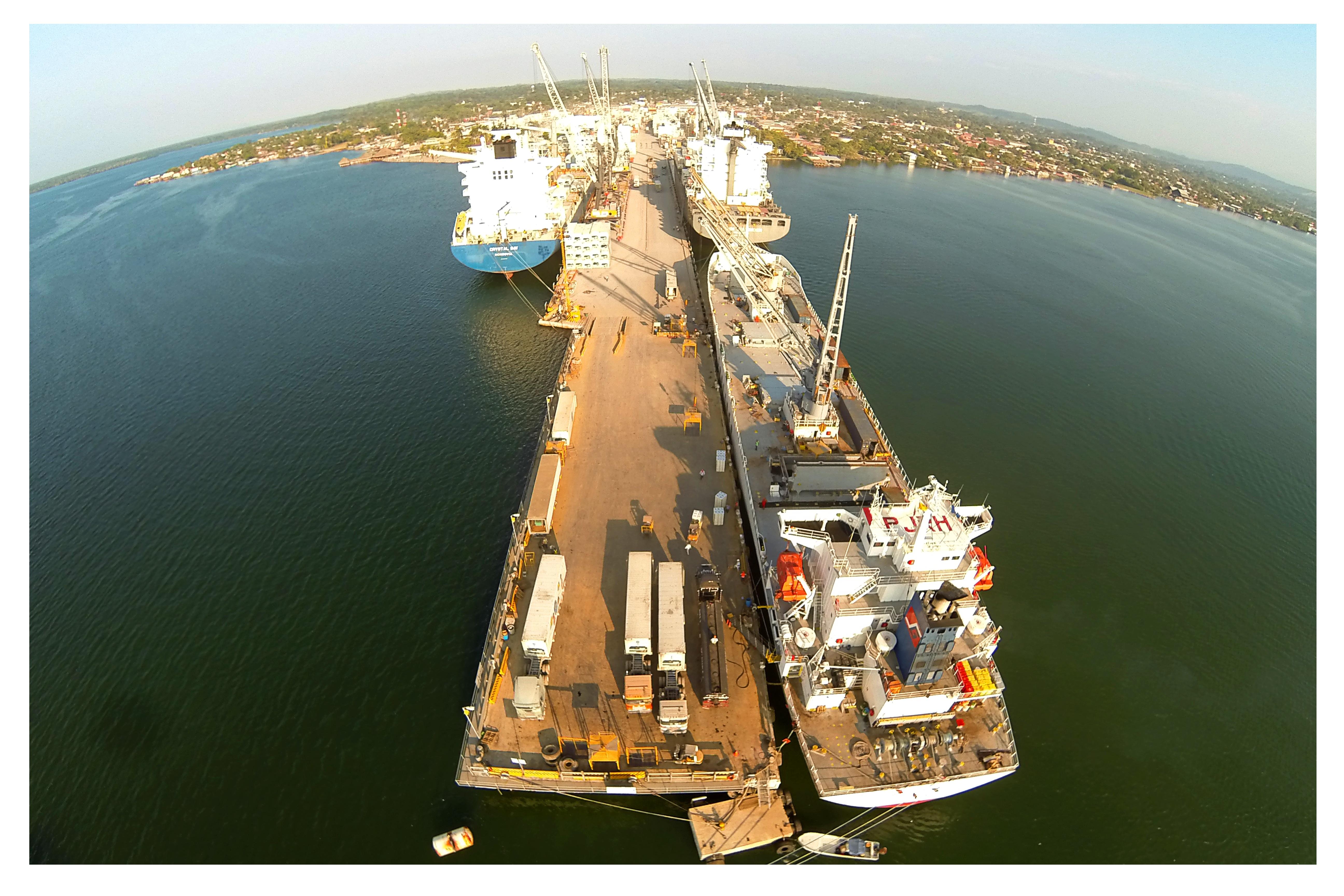 Servicio a buques